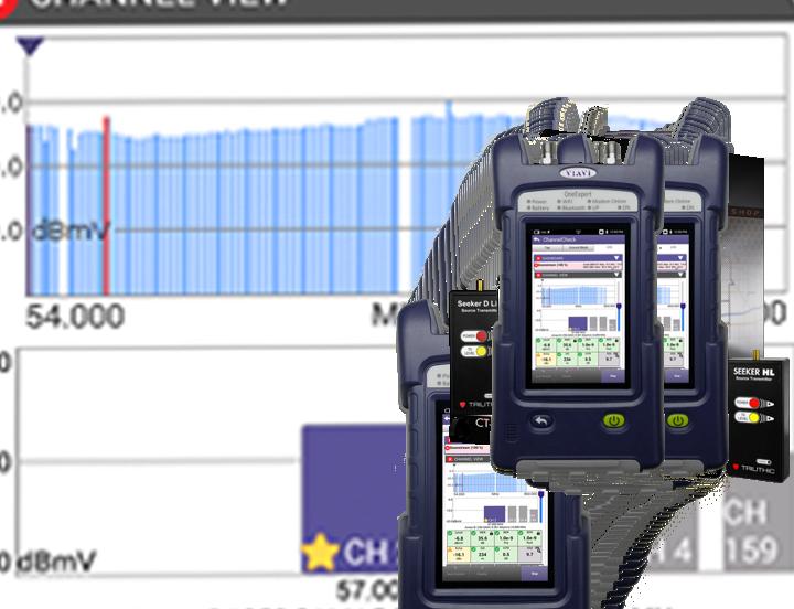 ONX-220 Installations-/Service-Messgerät mit ONX DNA