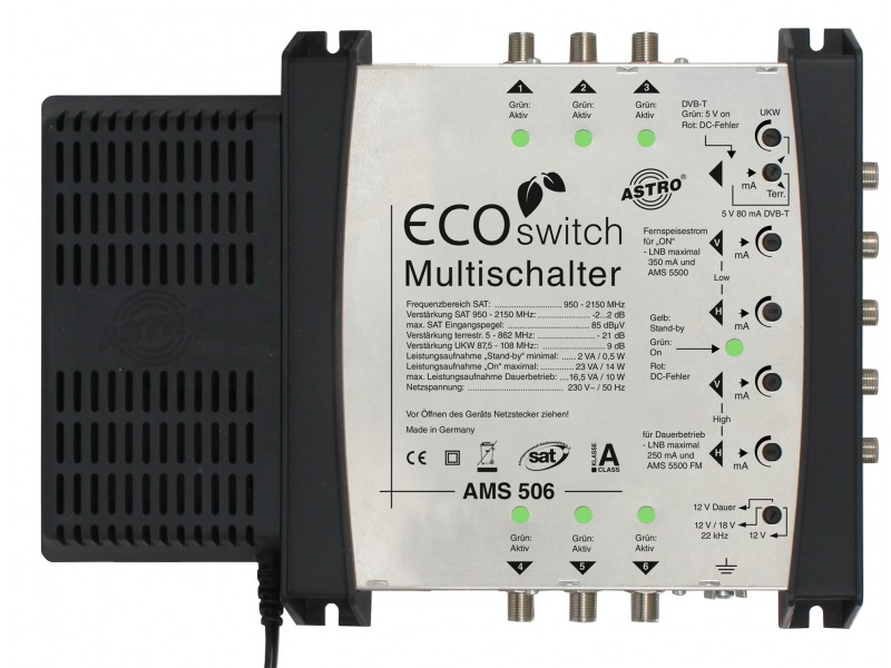 Multischalter ECOSWITCH Serie- Lightboxpic 1