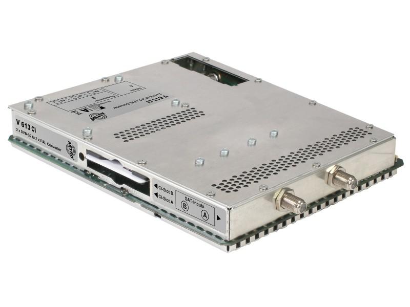 V 613 CI (AC3)- Lightboxpic 2