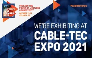 SCTE Cable-Tec Expo 2021 verschoben
