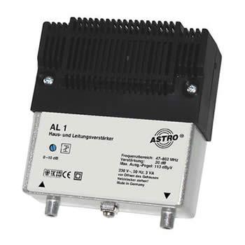 Astro  AL Serial