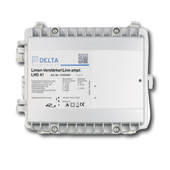 DCT DELTA  LHD 41