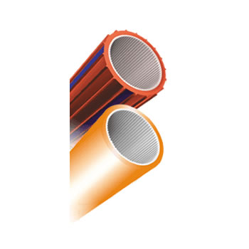 Kabelwarnband / Kabelschutzrohr