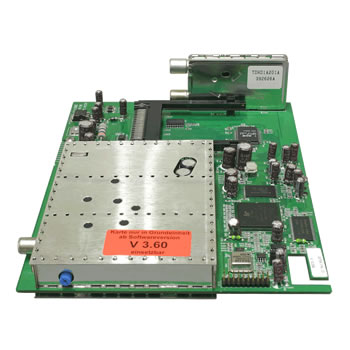 X DVB C/PAL (TWIN) CI