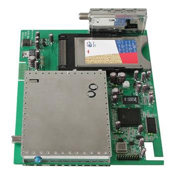X-DVB-S/PAL duo (CI)