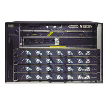 CISCO SYSTEMS  uBR7246 VXR