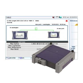 VIAVI  4100 Serie FiberComplete