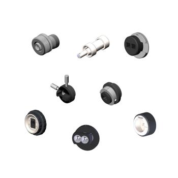 VIAVI  Adapter für Glasfasermikroskop